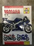 Yamaha YZF-R1 Service and Repair Manual: 1998-2001 (Haynes Service and Repair Manuals) Matthew Coombs
