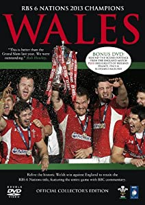 Wales - RBS 6 Nations 2013 Champions [DVD] from Go Entertain