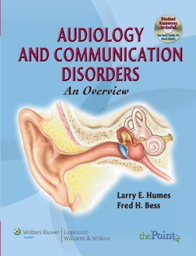Audiology and Communication Disorders: An Overview (Point...