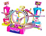 Mattel Polly Pocket Race To The Concert Playset