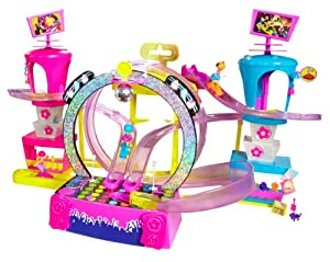 Mattel Polly Pocket Race to the Concert Playset at Sears.com