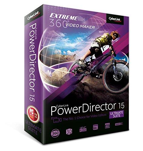 Cyberlink PowerDirector 15 Ultimate Suite (Cyberlink Powerdirector Software compare prices)