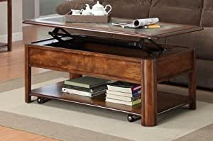 Homelegance mcmillen coffee table set in - Woodbridge home designs avalon coffee table ...