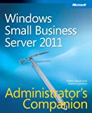 img - for Windows Small Business Server 2011 Administrator's Companion (Admin Companion) book / textbook / text book