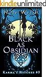 Black as Obsidian (Karma's Witches Bo...