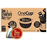 San Francisco Bay Coffee, Fog Chaser, OneCup Single Serve Cups (Fog Chaser, count of 144)