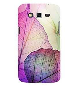 Beautiful Leaf Design 3D Hard Polycarbonate Designer Back Case Cover for Samsung Galaxy Grand Neo :: Samsung Galaxy Grand Neo i9060