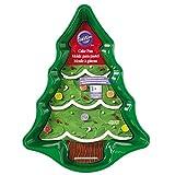 Wilton 2105-0070 Christmas Tree Cake Pan