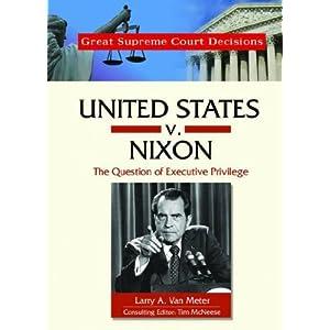 united states vs nixon