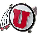 Utah Utes College Trailer Hitch Cover