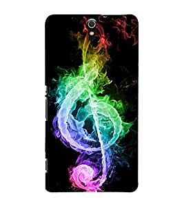Music Back Case Cover for Sony Xperia C5 Ultra Dual::Sony Xperia C5 E5553 E5506::Sony Xperia C5 Ultra