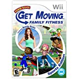 Jumpstart Get Moving Family Fitness Wii