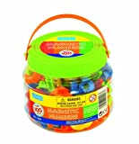 megcos Magnetic Numbers in a Jar, 100-Piece