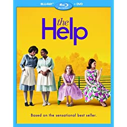 The Help (Two-Disc Blu-ray/DVD Combo)