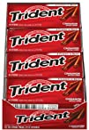 Trident Gum Cinnamon 18-Stick Packs Pack of 12