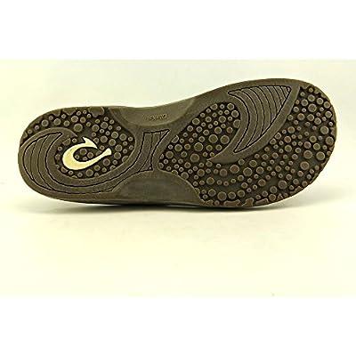OluKai Men's Hokua Thong Sandal