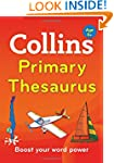 Collins Primary Thesaurus Second Edition