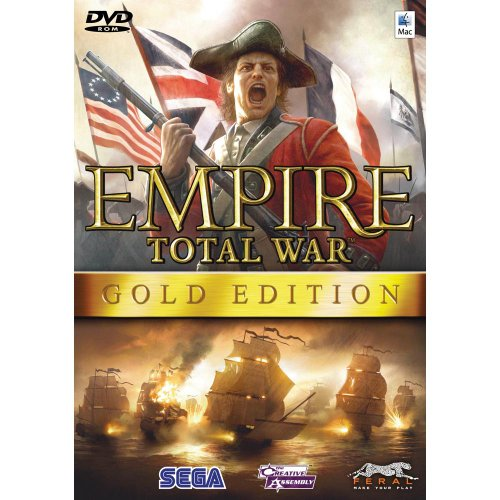 Empire: Total War - Gold Edition 1.5.0 (MacOS X). Скачать бесплатно Empire: