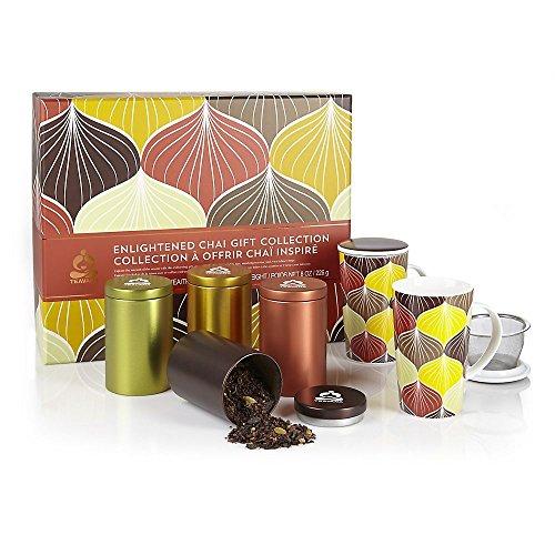 Teavana Enlightened Chai Gift Collection