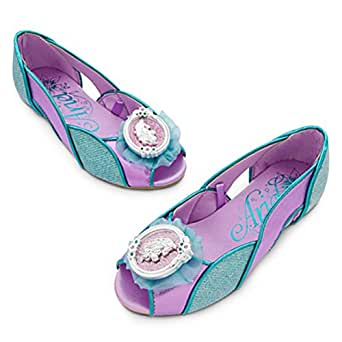 Disney Store Princess Ariel Costume Shoes for Kids ~ The Little Mermaid
