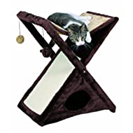 TRIXIE Miguel Fold & Store Cat Tower