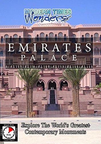 Modern Times Wonders EMIRATES PALACE - Abu Dhabi, United Arab Emirates