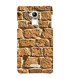 EPICCASE Beach brick wall Mobile Back Case Cover For CoolPad Note 3 (Designer Case)
