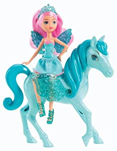 Barbie Mariposa and The Fairy Princess Sprite Doll