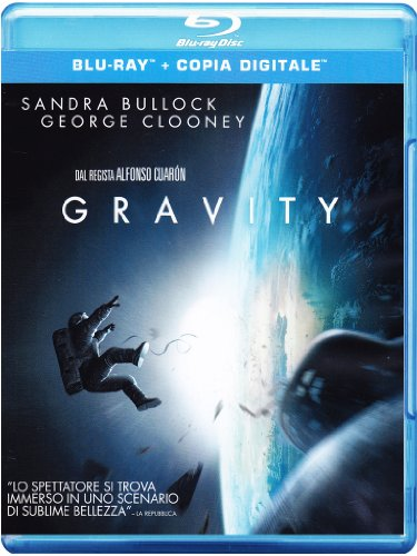 Gravity [Blu-ray] [IT Import]