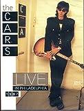 The Cars : 1987-Live in Philadelphia ~ Dvd [Import] Region 0| Ntsc | The Cars- Rick Ocasek & Ben Orr