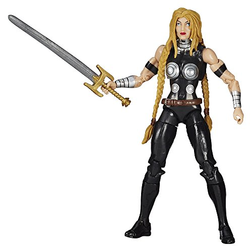 Marvel Avengers Infinite Series Valkyrie Figure, 3.75""