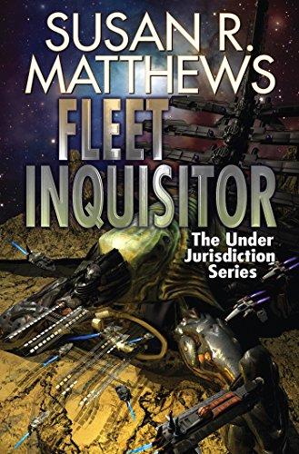 Fleet Inquisitor: The Under Jurisdiction Series (English Edition)