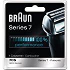 Braun Series 7 Single Pack 70S Cassette Replacement Pack (Formerly 9000 Pulsonic)