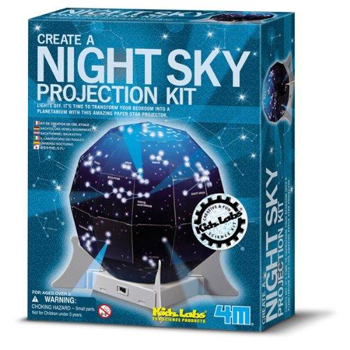 Mini Planetario Luminoso 3D