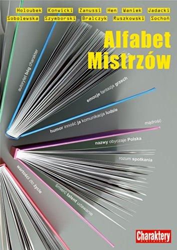 alfabet-mistrzow-english-edition
