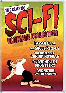 Classic Sci-Fi Ultimate Collection 1 [Import]