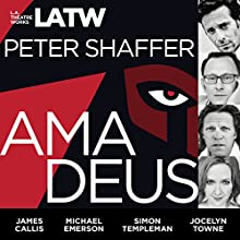 Amadeus Performance Auteur(s) : Peter Shaffer Narrateur(s) : Steven Brand, James Callis, Michael Emerson, Darren Richardson, Alan Shearman, Mark Jude Sullivan