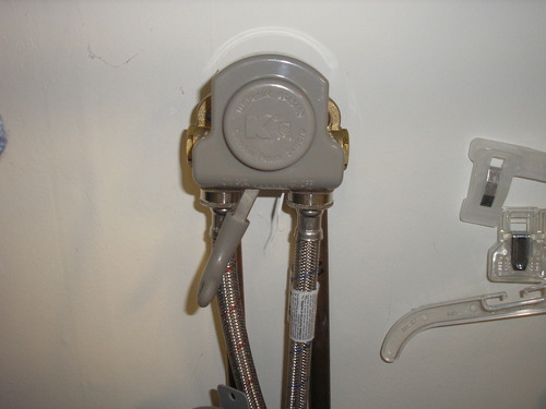 Timeout Automatic Shut Off Valve For Washing Machines