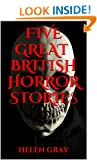 Five Great British Horror Stories
