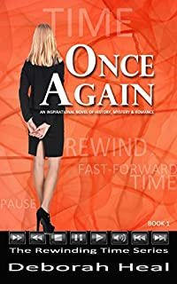 (FREE on 1/15) Once Again: An Inspirational Novel Of History, Mystery, & Romance by Deborah Heal - http://eBooksHabit.com