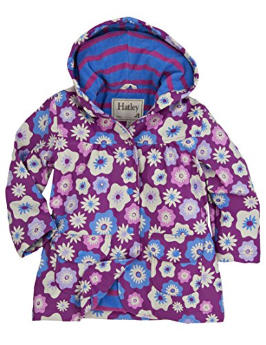Hatley Girls' Printed Raincoat