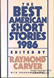 The Best American Short Stories 1986