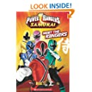Power Rangers Samurai: Meet the Rangers