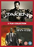 Taken / Man On Fire [DVD]