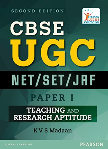 NTA UGC NET Syllabus for Paper I | General Paper on Teaching and Research Aptitude