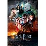 Poster For Kids Room. Harry Potter Movie Novel Posters Collection, Fan Art. Poster-12