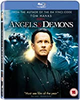 Angels & Demons (Extended Cut) [Blu-ray] [2009]