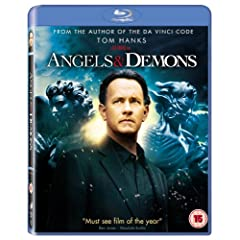 cheap angels and demons blu ray