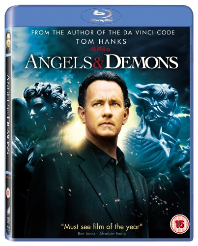 Ангелы и Демоны / Angels & Demons (2009) BDRip 720p