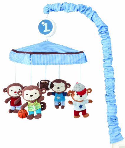 Summer Infant Mobile, Team Monkey front-569819
